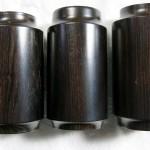 ARCS thicker walled grenadilla barrels