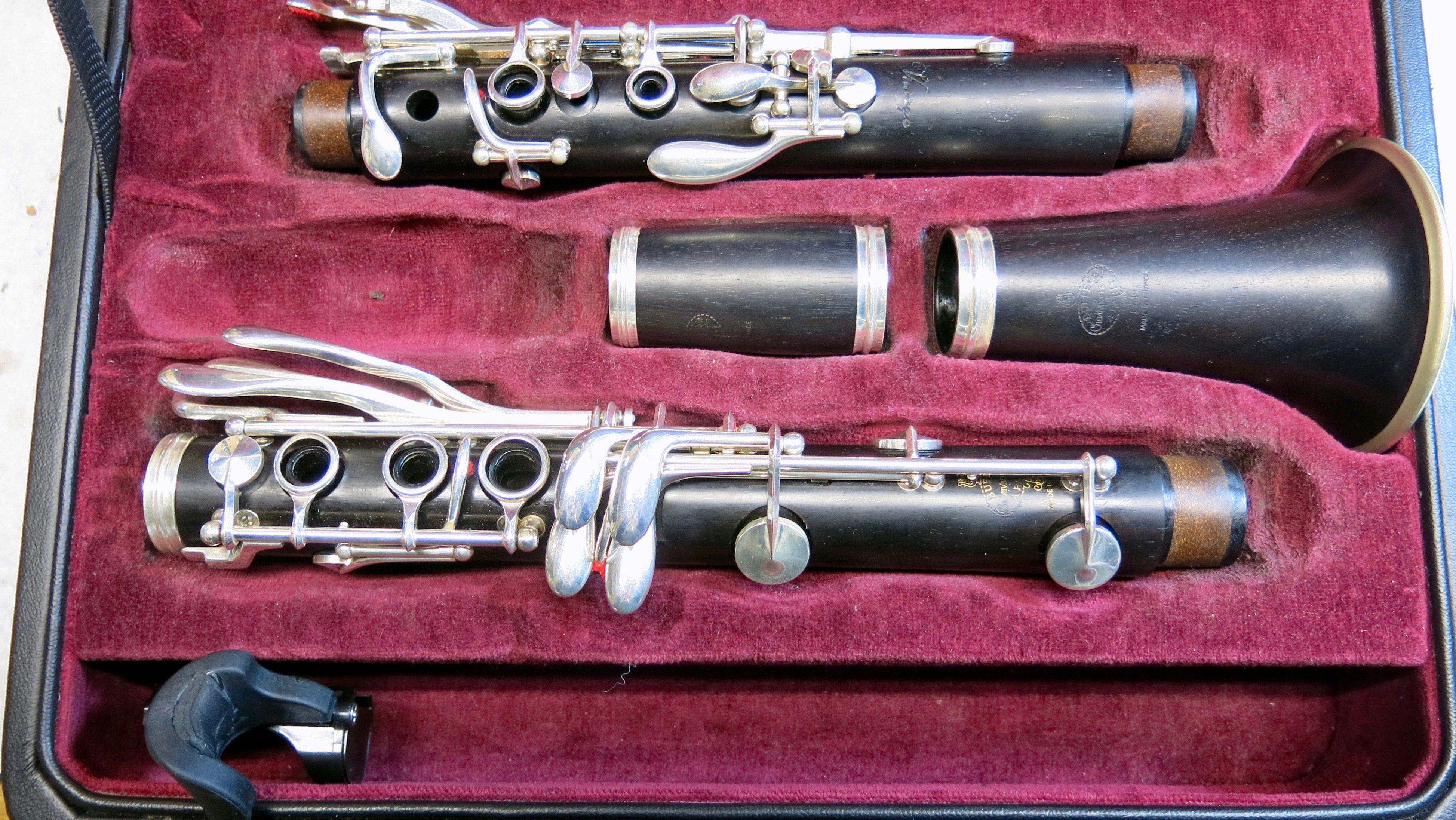 Prime Secondhand Instruments The Clarinet Web Site Download Free Architecture Designs Scobabritishbridgeorg