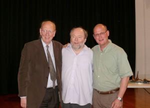 John Wilson, Tony Pay & Andrew Roberts